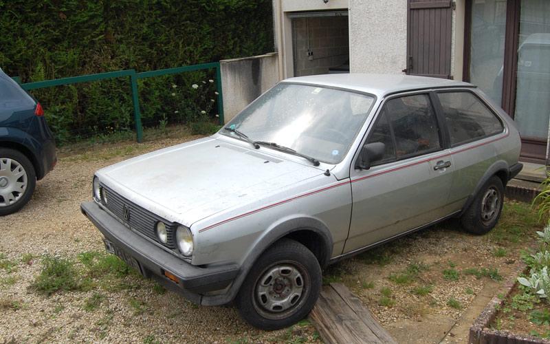 Polo coupé GT 1983', mon collector ! 1