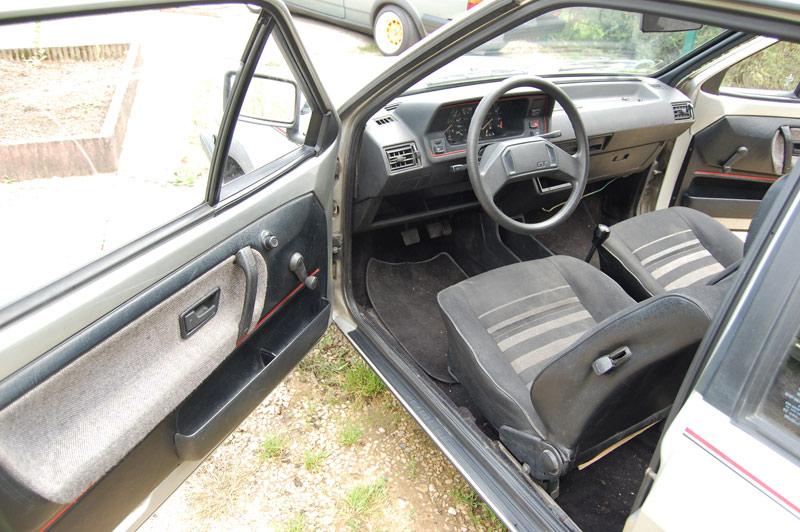 Polo coupé GT 1983', mon collector ! 11
