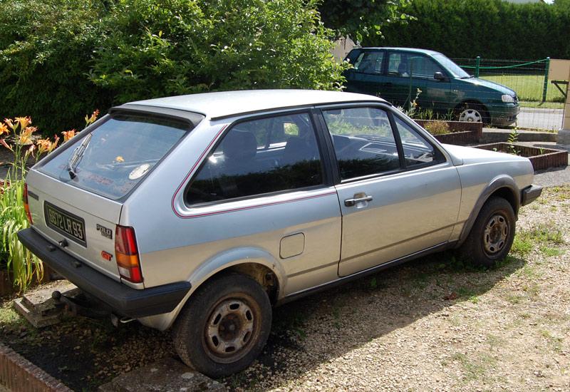 Polo coupé GT 1983', mon collector ! 19