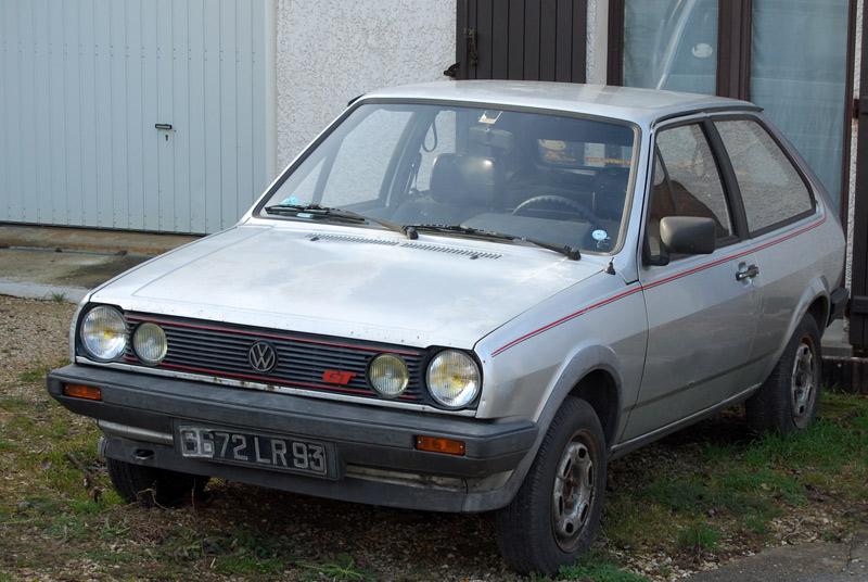 Polo coupé GT 1983', mon collector ! 27