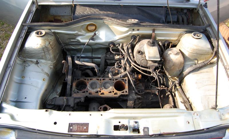 Polo coupé GT 1983', mon collector ! 28