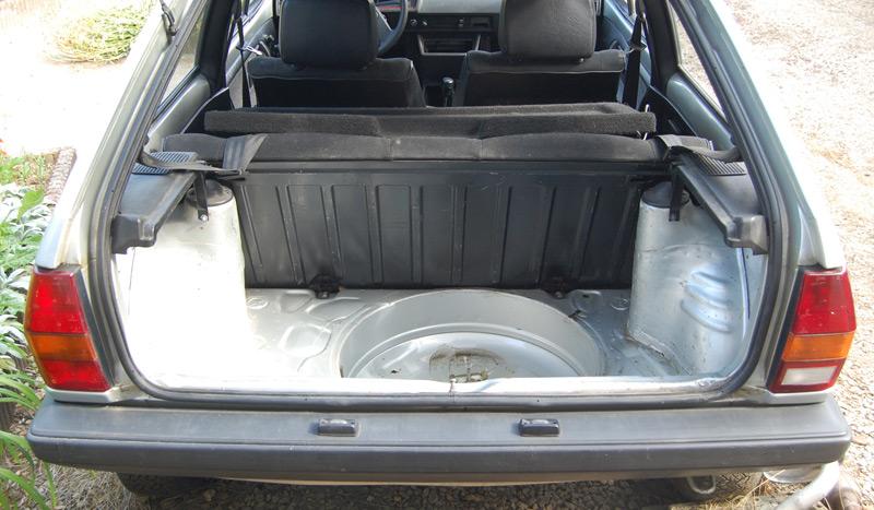 Polo coupé GT 1983', mon collector ! 42