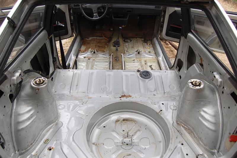Polo coupé GT 1983', mon collector ! 45