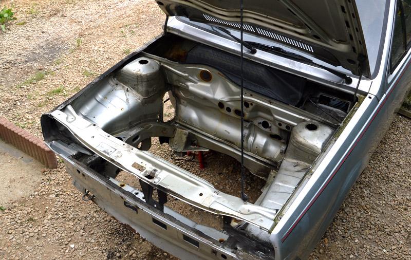 Polo coupé GT 1983', mon collector ! 59