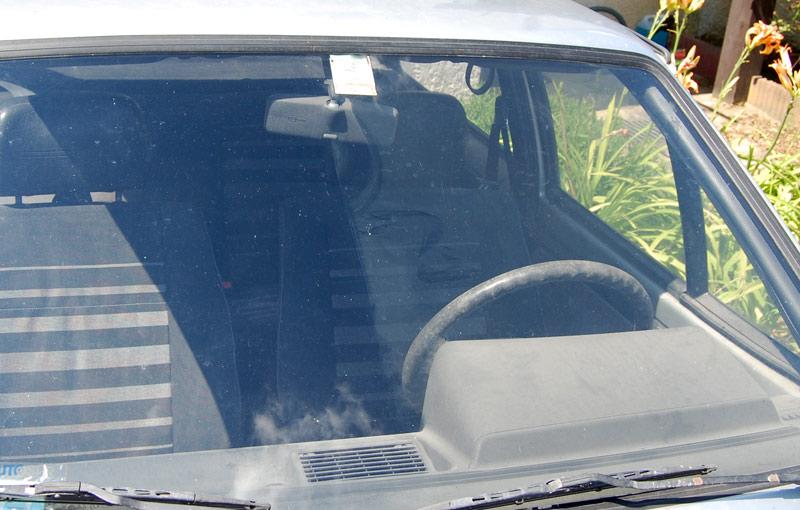 Polo coupé GT 1983', mon collector ! 9